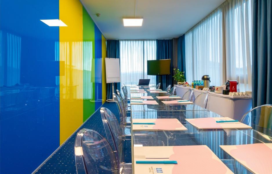 Sala de conferinte Color Room West City Hotel