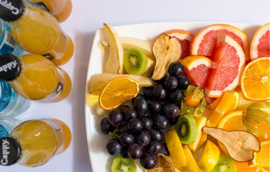 Platou fructe pentru conferinte