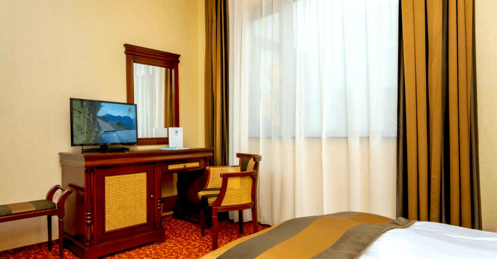 Camera de hotel clasica